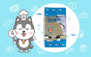 Addiction Salmon Bleu自然癮食藍鮭魚封面