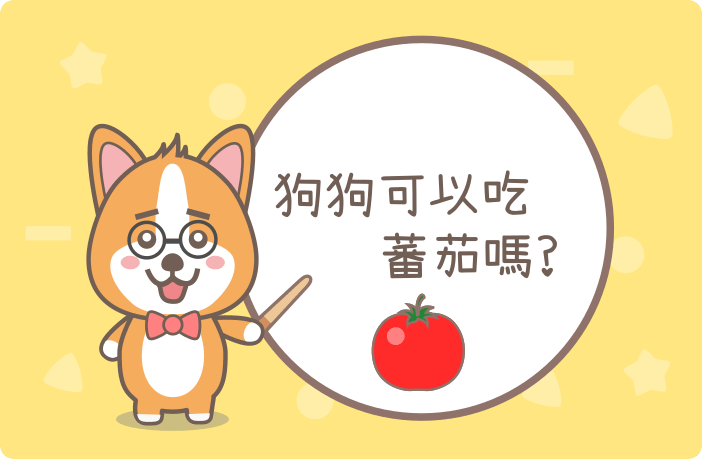 狗狗可以吃番茄嗎