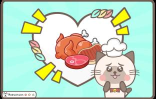 貓貓可以吃豬肉 / 牛肉 / 雞肉嗎