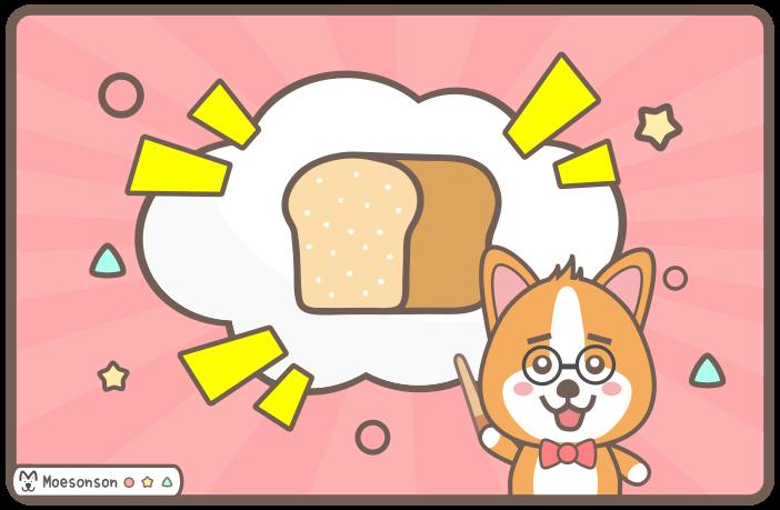 狗狗可以吃麵包嗎