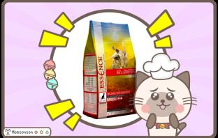 Essence Original 貓飼料評價
