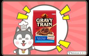 Gravy Train Beefy Classic