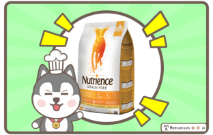 Nutrience Grain Free Turkey, Chicken & Herring