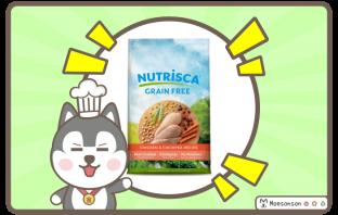 Nutrisca Chicken & Chickpea